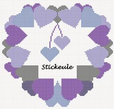 Stickeules Freebies: Herzen