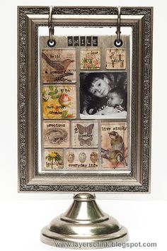 Fragments Flip Frame, what would this make a great gift!