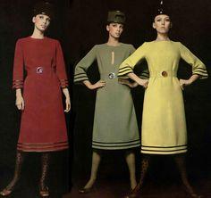 L'Officiel de la Mode 1968, Pierre Cardin