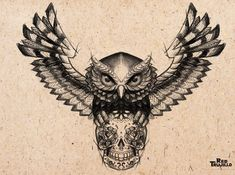 tattoes dealing with nature | Military Skull Tattoo Design By Glitchxhavoc On Deviantart ...