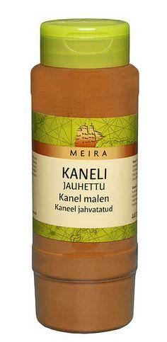 Meira - HORECA - Kaneli jauhettu  MULLA ON NYT KANELIA TÄMÄ ISO PURKKI JOTEN EI SITÄ KIITOS HETKEEN AIKAAN. Kaneli, Iso, Nice Things, Coconut Oil