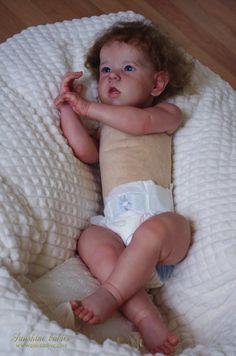 CHRISTINE: Liam - Bonnie Brown: Dolls as Live Made with Love SUNSHINE BABIES Reborn Dolls Reborn Dolls, Sunshine, Babies, Live, Gallery, Brown, Weaving, Babys, Reborn Baby Dolls