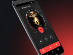 AudioBook Player Concept