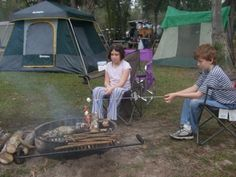 Tent Camping Ideas Tips For more great camping info go to http://CampDotCom.Com #camping #campinghacks #campingfun