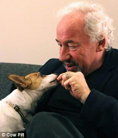 Stories for spaniels, tales for terriers: Shakespeare actor Simon Callow narrates world's first bedtime audiobook for dogs, scientifically proven to calm stressed pets Simon Callow, First World, Bedtime, Audio Books, Plays, Writers, Terrier, Actors, Random