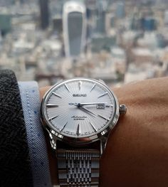 Official Cocktail Time Pic Thread Page 31 Cool Watches, Watches For Men, Ladies Watches, Stylish Watches, Seiko Mechanical Watch, Seiko Presage, Watch Diy, Used Rolex, Seiko Watches
