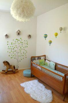 Une chambre d'inspiration nature pour le petit Noah, Johanna R.