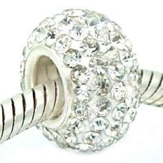 Sterling silver Pandora charm