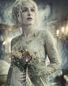 GREAT Expectations: Gillian Anderson leads an all-star cast in the BBC's festive adaptation of Charles Dickens classic