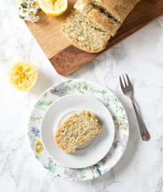 Des fruits et des légumes   Le cake au citron le plus facile (vegan)