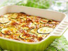 Courgettes au gratin - Recette de cuisine Marmiton : une recette