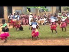Uganda - Luganda Traditional Dance - YouTube