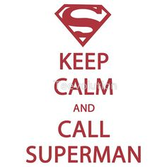 Now, I'm not normally a praying man, but Superman, if you're out there, please save us!