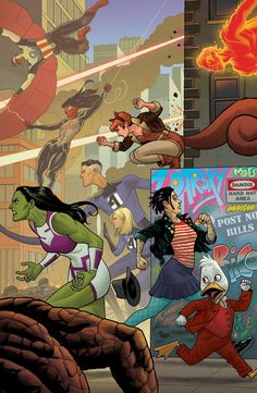 Marvel Comics Full JULY 2015 SOLICITATIONS | Newsarama.com