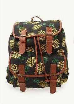 Pineapple Backpack   Backpacks   rue21