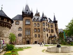 German Framework Road - town of Wernigerode from To Europe and Beyond travel blog
