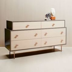 Greta 6-Drawer Dresser #westelm
