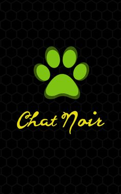 Chat noir wallpaper