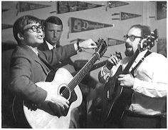 John Denver with The Mitchell Trio