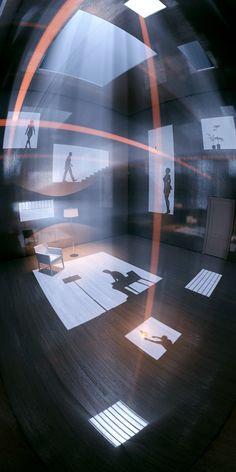 Projection Installation, Projection Mapping, Digital Projection, Art Installations, Digital Painter, Digital Art, Interaktives Design, Design Ideas, Light Luz