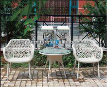 Melhor venda de móveis de vime ao ar livre cadeira