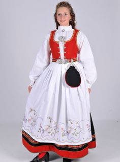 Vestfold 56 - Ny, sydd til dine mål Norwegian Clothing, Ethnic Dress, Folk Costume, Unique Dresses, Toddler Dress, Traditional Dresses, Bridal Dresses, Womens Fashion, Ethnic Fashion