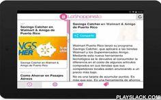 La Shoppinista  Android App - playslack.com , La Shoppinista ofrece soluciones e ideas para que las familias latinas puedan cubrir sus necesidades al comprar inteligentemente y ahorrar dinero.En esta aplicación podrás compartir tus compras inteligentes y ofertas, con otros usuarios. Además podrás disfrutar de:- Noticias y Consejos para comprar inteligentemente y ahorrar dinero. - Suscribirte para recibir nuestras noticias y promociones exclusivas - Ofertas - Cupones de Descuentos- Cosas…