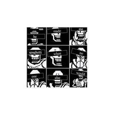 Undertale-garbage ❤ liked on Polyvore featuring undertale