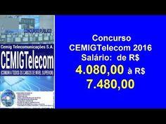 Apostila Edital Para Concurso Nível Superior CEMIG Telecom [ 2016 ]