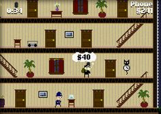 Burgle from Matthew Klundt free to play at http://mattfoxgames.com/Burgle