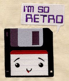 I'm So Retro design (UT2991) from UrbanThreads.com