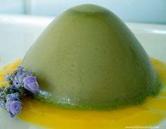 Green Tea Panna Cotta – Notta, a recipe on Food52