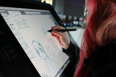 Wacom, the specialists in gadgets for digital artists and designers, invents a system for drawing on phones, tablets, or computers. Read this article by Rich Trenholm on CNET. via @CNET