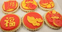Chinese New Year's Cookies | Gwen's Kitchen Creations