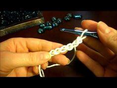 Basic Crochet  Stiches: Slipknot, Chain, Single Crochet, Half Double, Double Crochet