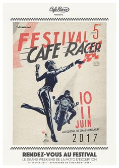 FESTIVAL CAFE RACER LINAS MONTHLERY