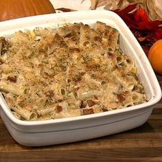 MICHAEL SYMON'S MAC AND CHEESE CASSEROLE / THE CHEW
