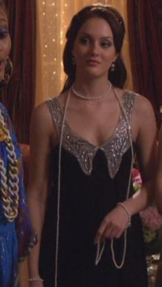 Love the embellished neckline/shoulder straps, and the straight fit.