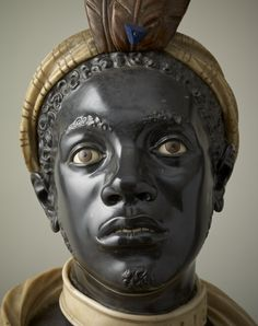 Bust of a Moor | Royal Collection Trust