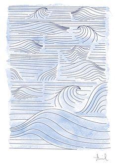 a quilting pattern perhaps? art of emil kozak