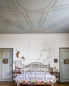 All Posts • Instagram Jean Cocteau, Summer Dream, Town And Country, Dream Bedroom, Villa, Gallery Wall, Layout, Interior Design, Design Art