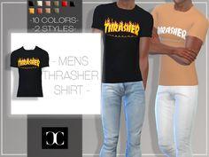 cosimetics' Mens Thrasher Shirts