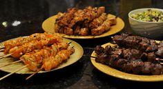 Kabob Party Recipes