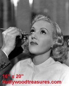 "Betty Grable~Eye Care~Mascara~Makeup~Beauty Salon~Photo~Decor~Poster~16""x 20"" #Unbranded"