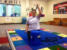 O For Tuna Orff: Nutcracker Bucket Drum Routine UPDATED and with VIDEO!