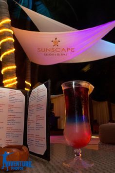 #DidYouKnow? We offer a 'drink of the day' at our bars every day at Sunscape Dorado Pacifico Ixtapa!