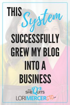 """Once upon a time, I started a blog. I followed the advice of a very wise business woman named Marie Forleo and 100,000 followers later, the rest is history.  Here's how I escaped the corporate cubicle to be a work-at-home mom running a business I am passionate about and love to do everyday."