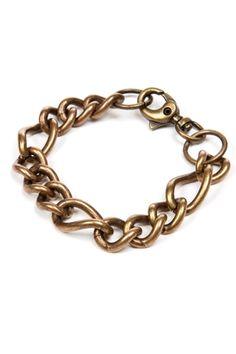 Tajii Chain Link Bracelet www.hearts.com