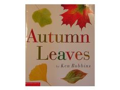 Life size features of autumn leaves with a photograph to show the a representative tree from which the leaf came found on the opposite page. Wonderful for the primary education teacher or homeschooler.