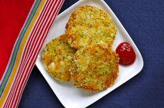 Broccoli & Cheese Patties — Punchfork